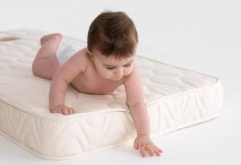 Выбираем матрас для малыша