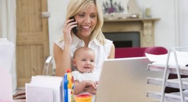 Готовый бизнес поможет молодой маме