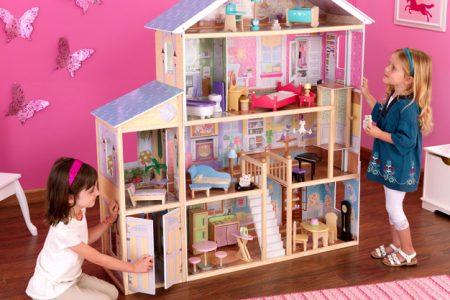 Игрушечные домики и домики для кукол
