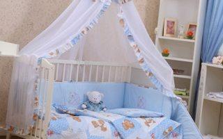 кроватку для новорожденного от фабрики Золотой Гус