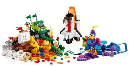Конструктор Лего «Миссия на Марс» — Lego Mission on Mars