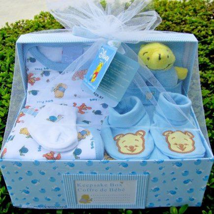 Подарок для новорожденного крохи