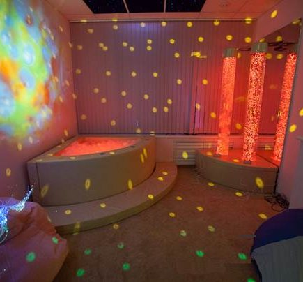 Сенсорная комната — психологическая разгрузка для ваших детей