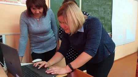 Просвещение - проект по повышению квалификации учителей