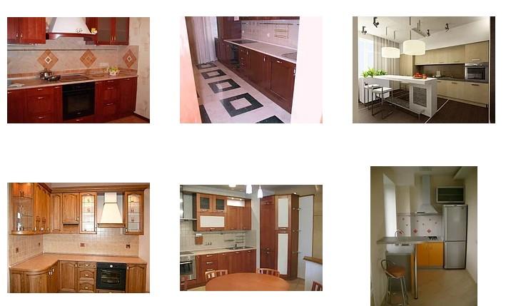 кухни фото интерьеров