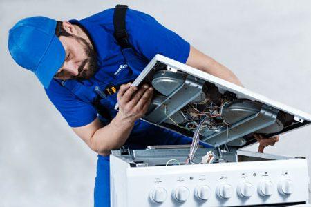 профессиональный ремонт электрических плит
