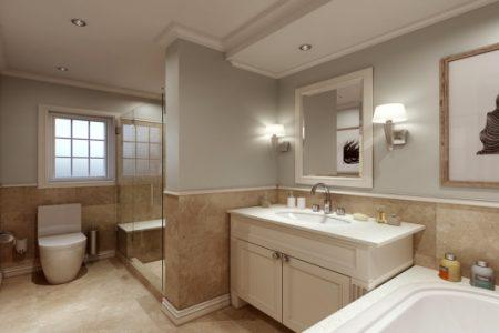 Какой должна быть удобная ванная комната