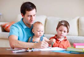 Папа может как вовлечь отцов в воспитание детей