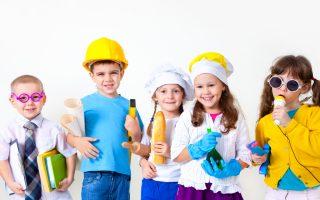 как помочь детям выбрать профессию
