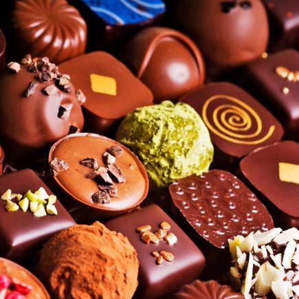 Как преподнести элитный шоколад в подарок?